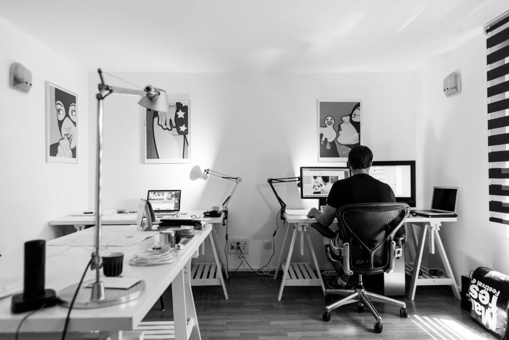 Emprender un negocio digital app
