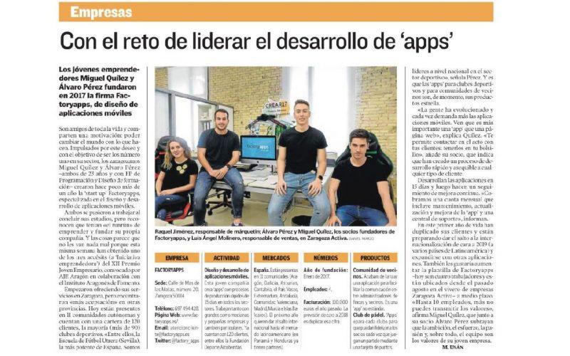 Factory Apps Heraldo