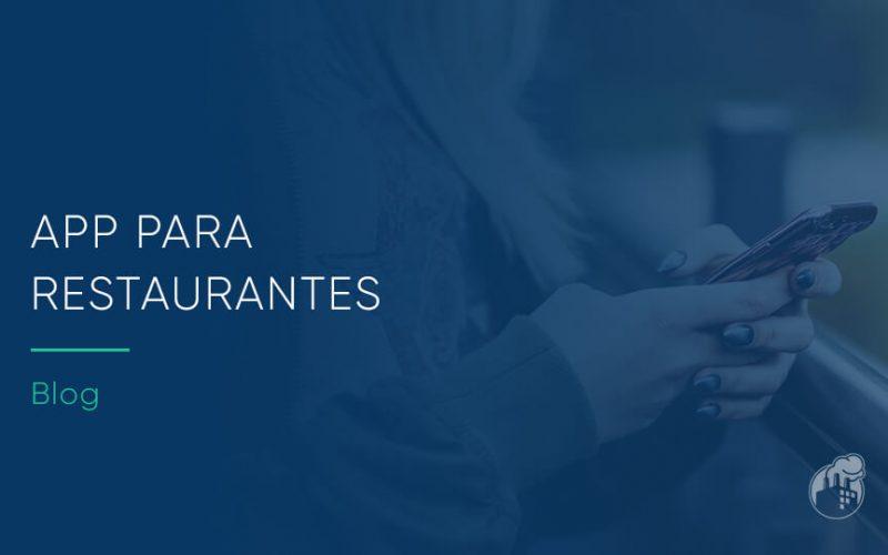 app-para-restaurantes